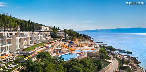 Valamar Girandella Resort Family Hotel in Kroatien